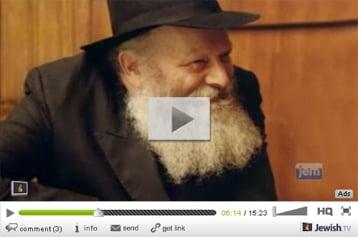 Rebbe E-video