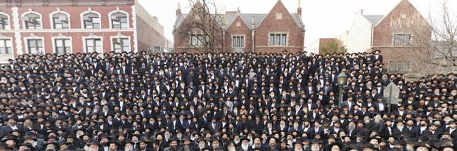 4000 Rabbis